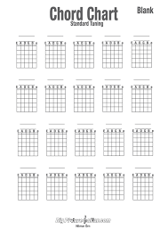 8 All Guitar Chords Chart With Fingers Pdf Unique Basic