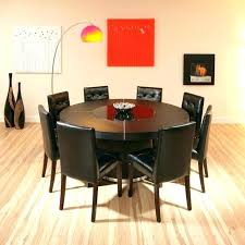 8 person round table what size round table seats 8 outstanding 8 person round dining table