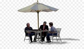 Table Chair Umbrella Furniture Outdoor dining table png download
