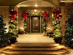 For Outdoor Decorations Exterior Christmas Decorating Ideas Decorations Best Outdoor