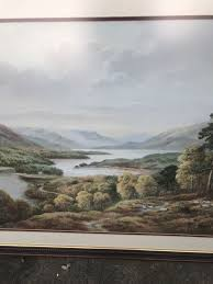 Large Glen Affric print : Wendy Reeves in Coventry for £60.00 for sale    Shpock