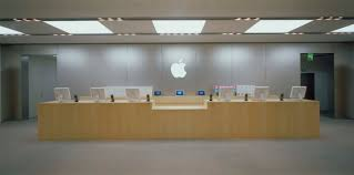 apple new office design. Which Elements Of This Design Have Become Synonymous With Modern Shop ? Apple New Office
