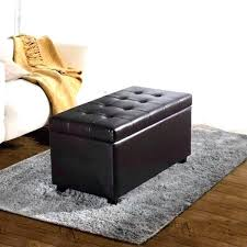 bedroom storage trunk audacious faux leather ottoman bedroom storage trunk ideas remarkable faux leather ottoman bedroom