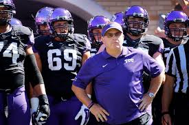 Tcu Releases Post Spring Depth Chart With True Freshman In