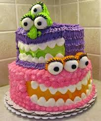 Amazing And Easy Kids Cakes Cake 6 Monster Cake Design Ideas