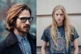 Módní Pánské účesy Na Dlouhé Vlasy Fotografie 2019 Módní Styl