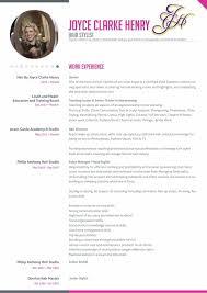 student hairdresser resume job posting websites employers hair stylist sample resume