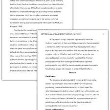 apa format sample paper essay apa for template aexample college apa format for essay paper apa essay cover page apa style paper research format example
