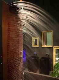 bathroom shower panels design