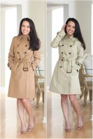 review j crew icon trench vs wool cashmere icon trench stylish petite