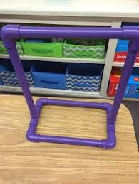 Anchor Chart Stand I Use This Table Top Pvc Anchor Chart Stand To Display