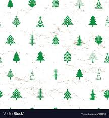 Free Christmas Tree Template Abstract Christmas Tree Pattern Royalty Free Vector Image