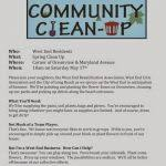 Community Clean Up Flyer Template Community Clean Up Flyer Template Community Clean Up Flyer Template