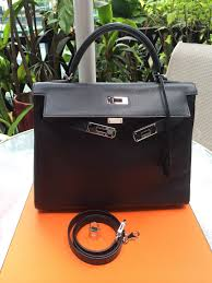 hermes kelly 32 black. sold hermes kelly 32 in black t