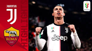 Juventus 3-1 Roma | CR7 on target as Juve beat Roma in quarterfinal! |  Quarter-final