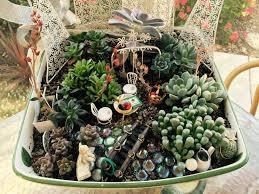 fariy garden. Fairy Garden In Its Space. Fariy