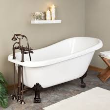 floor mount tub faucet oil rubbed bronze. faucet · 61 shelby acrylic clawfoot slipper tub oil rubbed bronze lion s feet tap deck 7 rim floor mount i