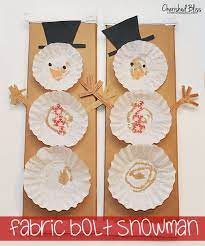 How to dye coffee filters: Coffee Filter Snowman Tutorial Cherished Bliss Christmas Crafts For Kids Winter Crafts For Kids Crafts