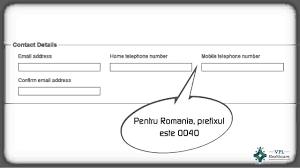 Inregistrarea Nmc Pasul 1 Completarea Aplicatiei Online