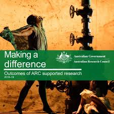 Making A Difference Outcomes Of Arc Supported Research 2018