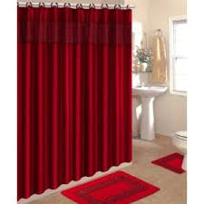 Red Bathroom Accessories Red Bathroom Accessory Sets Red Bathroom