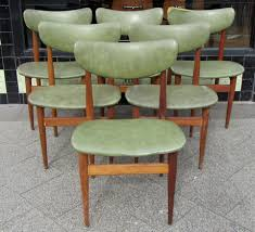 green retro dining set. dining chairs 1 green retro set u