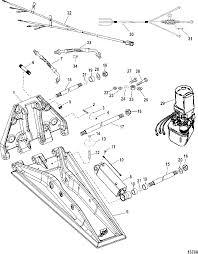 Accessories trim tilt lift systems and ponents k plane 380s trim tab