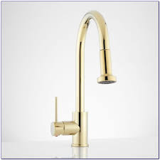 Kohler Kitchen Faucets Brass Sink & Faucet Beautiful Polished