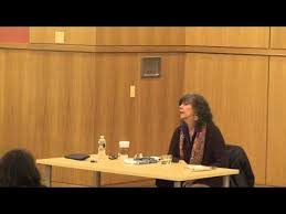 Meet the Author: Priscilla Warner at Darien Library - YouTube