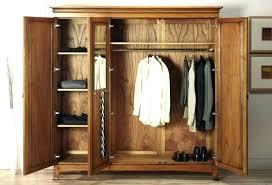 large armoire closet home interior survival