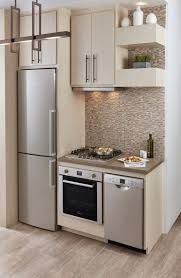 Kitchen Cabinet Design For Small House 51 Awesome Tiny House Small Kitchen Ideas Small Modern