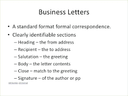 Application Letter Formats Standard Cover Letters Different Types Of Letter Formats In Business