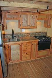 Small Picture A One Of A Kind Tiny House Packed With Rustic Chic Design Finishes