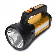 Hand Held Search Light Details About Premium Super Bright Searchlight Handheld Spotlight Led Rechargeable Flash 120w
