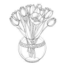 42+ trendy drawing ideas these free, printable christmas flowers coloring pages are fun for kids. Flowers Coloring Pages 10 Free Fun Printable Coloring Pages Of Flowers Printables 30seconds Mom