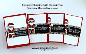 Stampin Up Seasonal Decorative Masks Hello Stampin Up Seasonal Catalog 100 Blog Hop Bibi Cameron 43