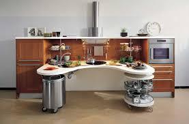 Ergonomic Italian Kitchen Design Suitable For Wheelchair Users - Italian kitchens