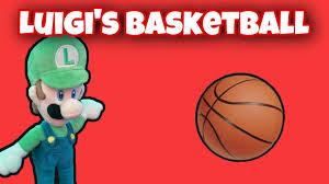 Luigi's basketball - YouTube