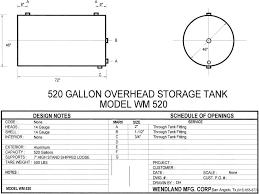 Oil Tank Chart For 500 Gallon 275 Gallon Water Tank Dimensions Avineri Co