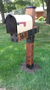 6x6 mailbox post plans Mailbox Lowes 6x6 Mailbox Post Plans Mailbox Project Plans Two Styles You Ve Got Mail We Ve Tumbled Rose 66 Mailbox Post Plans Ozco Project Kit Deck Pergola With 66 Posts