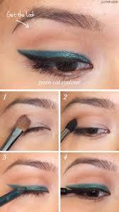 eye liner dramatic cat eye makeup