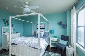 modern teen bedroom with canopy bed cheerful home teen bedroom