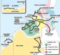 Etappen & Profile: Vorschau auf die UAE Tour 2020