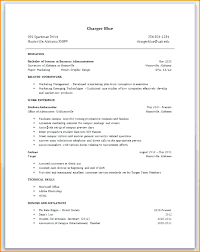 Part Time Jobs No Experience Recent College Graduate Resume No Experience New College Graduate
