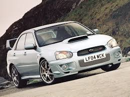 2004 Subaru Impreza WRX STI - Overview - CarGurus