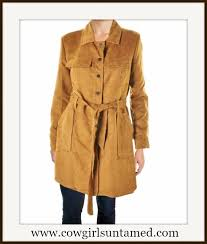 brown faux suede designer trench coat by sanctuary designer brown suede faux suede cowgirl clothing western clothing designer clothing coat jacket