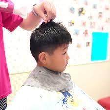 男の子の髪型15選赤ちゃんから小学生の髪型とセルフカットのコツも
