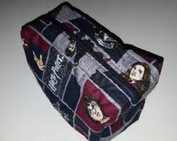 harry potter gryffindor ron weasley hermione granger toiletry makeup art