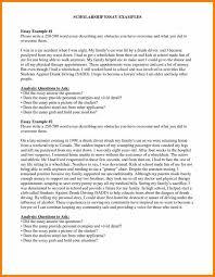 writing a good scholarship essay agenda example personal  4 winning scholarship essay examples nurse homed qtqnq personal scholarship essay examples essay medium