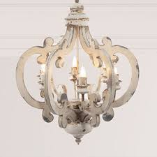 chandelier rustic white distressed wood chandelier rustic chandeliers french